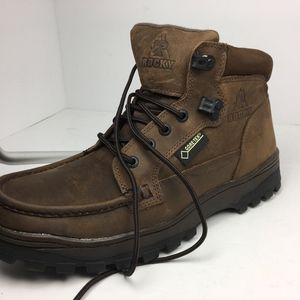 Rocky Men's Outback Gore-tex WP Moc-Toe Field Boot